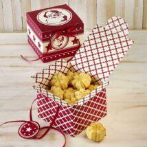 Birkmann ajándékdoboz csomagolás 4 db-os  készlet
