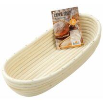 Birkmann Laib&Seele hosszúkás kenyérkelesztő kosár