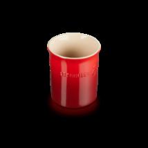 Le Creuset Holly kerámia eszköztartó cerise 1,1 liter