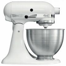 Kitchenaid Classic robotgép  5K45SSEWH fehér