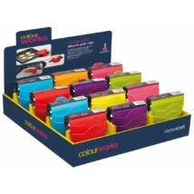 Kitchencraft Colourworks szilikon edényfogó (vegyes színek)
