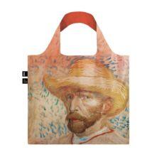 LOQI Museum Van Gogh Self-Portrait bevásárlótáska VG.SH