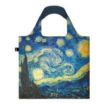 LOQI Van Gogh The Starry night bevásárlótáska VG.SN