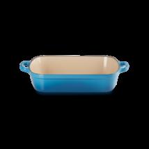 Le Creuset öntöttvas sütőedény 33 cm marseille blue