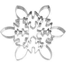 XXL kiszúróforma jégkristály