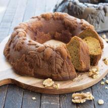 """Nordic Ware Fém sütőforma """"őszi koszorú"""""""