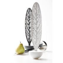 Alessi Lovely Breeze asztali dísz és kínáló 2 in 1 fehér