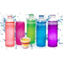 Sistema Hydrate trio műanyag kulacs ( 580 ml)