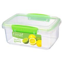 Sistema Fresh műanyag tároló átlátszó (1L) 95600
