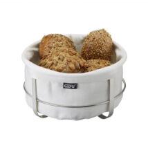 Gefu Brunch kenyeres kosár  (fehér)