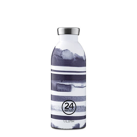 24Bottles Stripes Clima termosz kulacs 500 ml