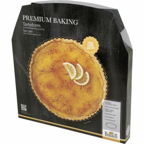 Birkmann Premium Baking fém tarte sütőforma kivehető aljjal 32 cm