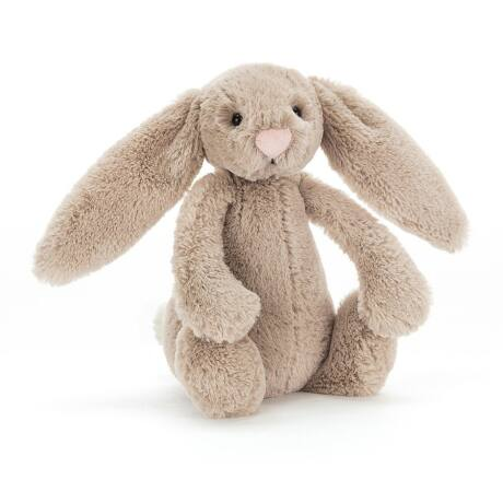 JellyCat Bashful Bunny (S) bézs