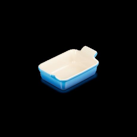 Le Creuset kerámia sütőforma 19 cm marseille kék