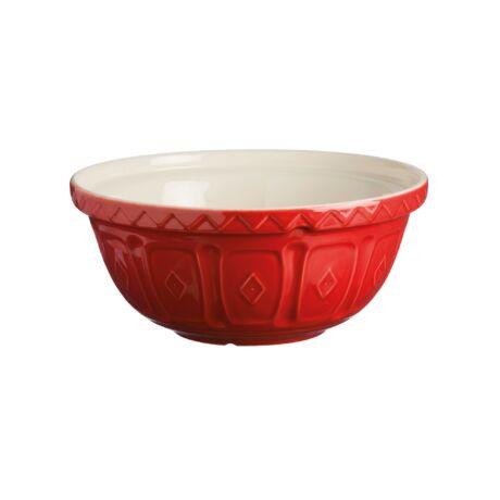 MasonCash kerámia keverőtál 26 cm piros