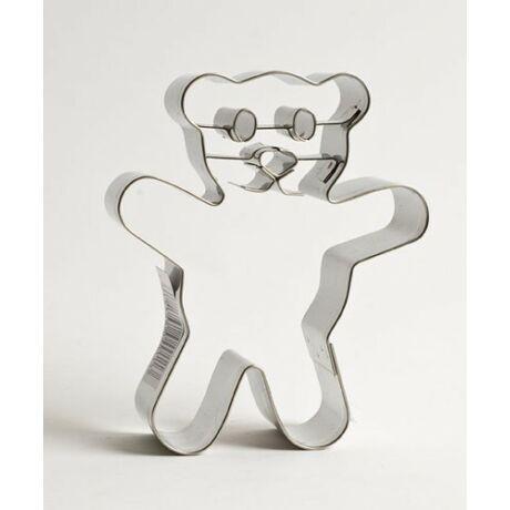 Kiszúróforma teddymaci 8,5 cm