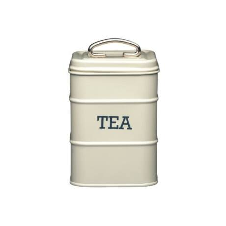 Nostalgia fém tárolódoboz (tea)