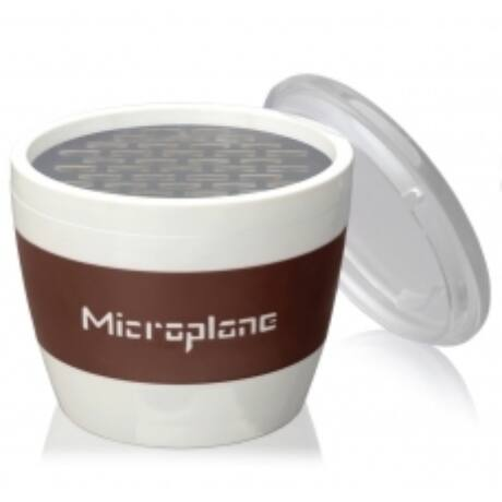 Microplane Cup csokoládé reszelő