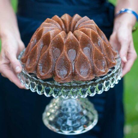 Nordic ware Crown bundt kuglóf sütőforma