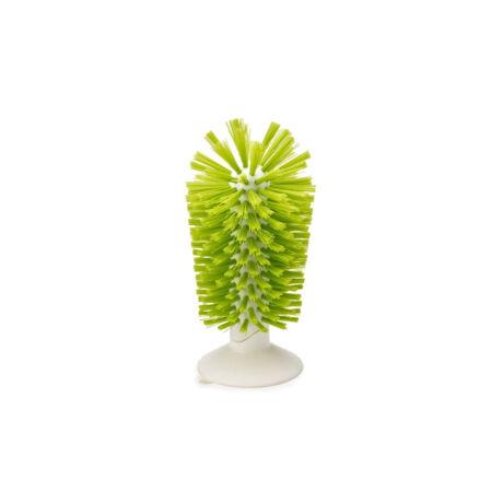 Brush-up műanyag öntapadó pohármosó kefe (zöld)