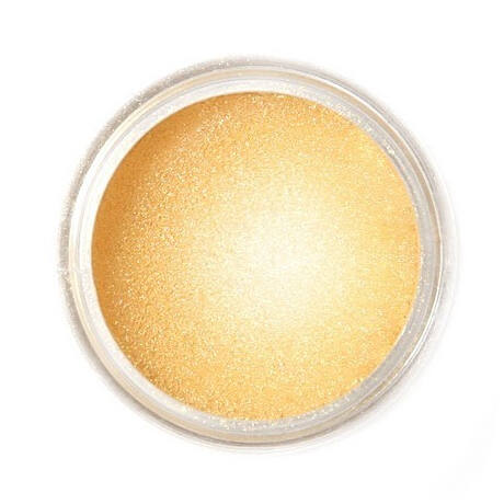 Fractal Colors ételdekorációs selyempor arany homok (3,5 g)