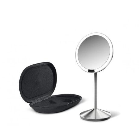 Simplehuman szenzoros tükör ST3004 12 cm rozsdamentes acél