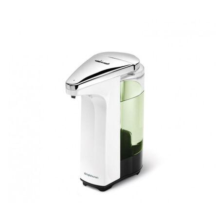 Simplehuman szenzoros szappanadagoló fehér ST1018