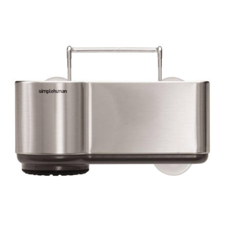 Simplehuman KT1116 mosogató eszköz tartó rozsdamentes acél