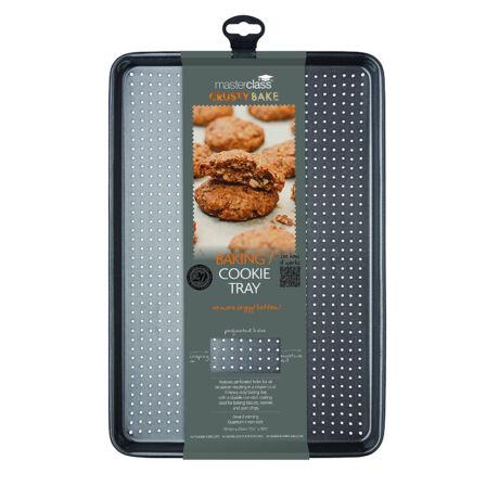 Masterclass fém lyukacsos sütőtepsi 39x27 cm