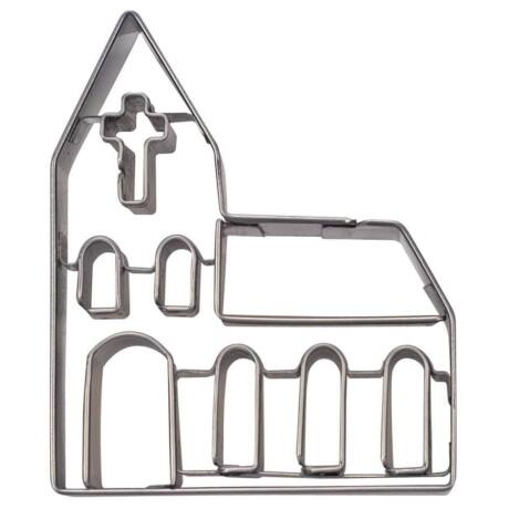 Kiszúróforma templom