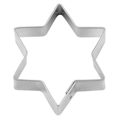 Kiszúróforma csillag