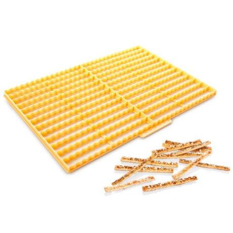 Tescoma Delícia műanyag tésztakiszúró rács 26db-os ( 24x33 cm)