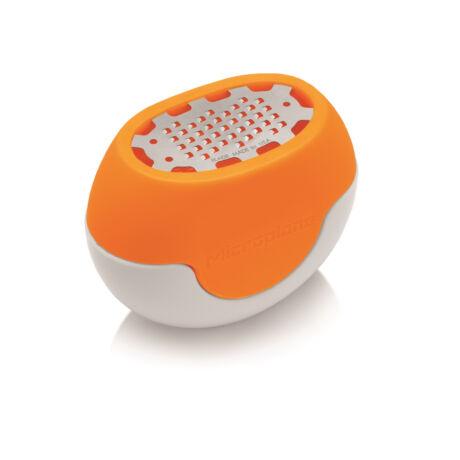 Microplane Flexi citrus reszelő tartóval