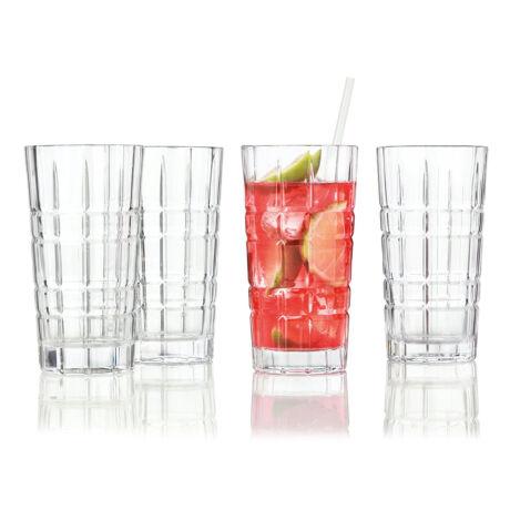 Leonardo Spiritii longdrink pohár készlet 400 ml 4 db