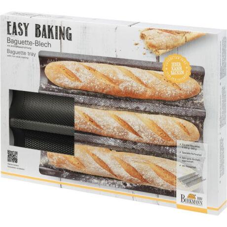 Birkmann Easy-baking baguette fém sütőforma