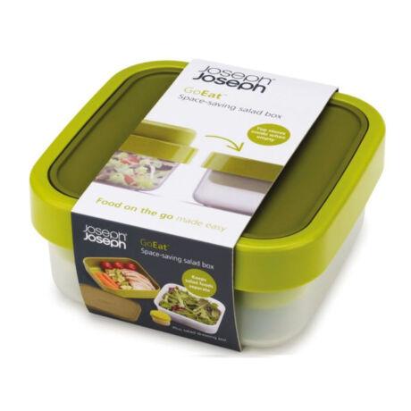 Joseph Joseph GoEat műanyag tároló doboz 2in1 (zöld)