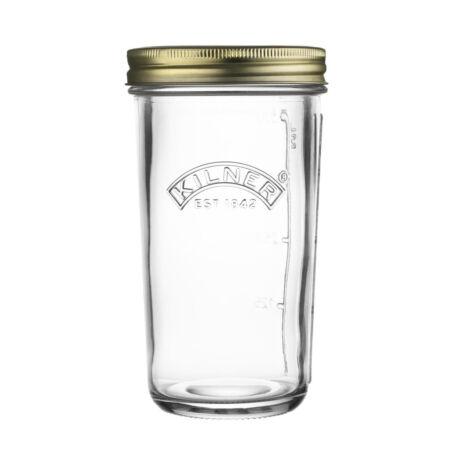Kilner széles szájú befőttes üveg 0,5 l