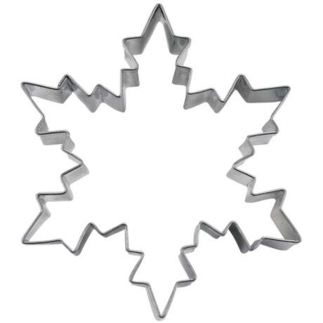 Kiszúróforma jégkristály