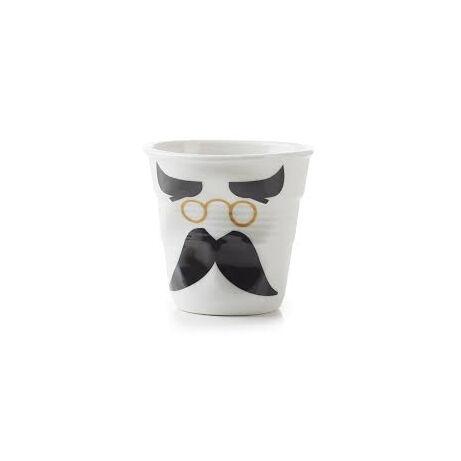 kerámia espresso csésze ( fehér Mr Binocle)