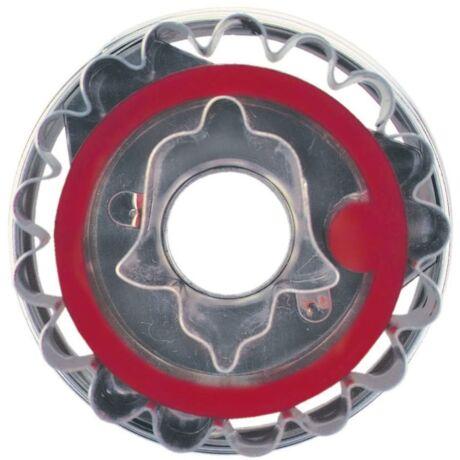 Linzer kiszúróforma harang