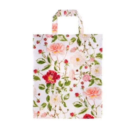Ulster Weavers traditional rose PVC táska közepes (604RSE)