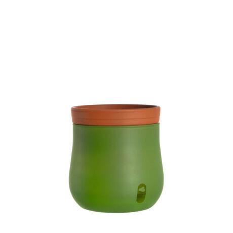 Leonardo Serra fűszernövény tartó kaspó L (zöld)
