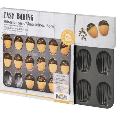 Birkmann Easy baking fém madeleine sütőforma