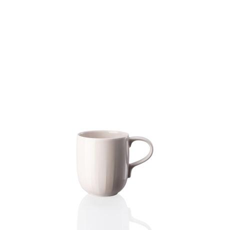Joyn porcelán füles bögre (rosé)
