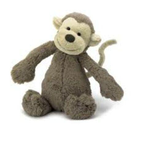 JellyCat Monkey (M)